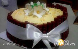 Бисквитный тортик