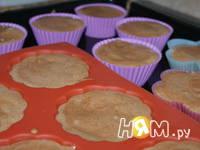 Приготовление шоколадно-апельсиновых маффин: шаг 7