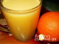 Приготовление апельсинового пряного желе с мандаринами: шаг 1