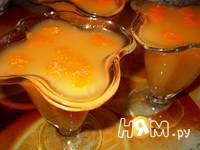 Приготовление апельсинового пряного желе с мандаринами: шаг 8