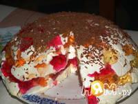 Приготовление торта Битое стекло: шаг 4