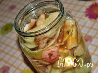 Приготовление уксуса яблочного: шаг 1