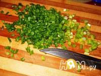 Приготовление салата с кукурузой и пекинской капустой: шаг 4