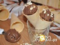 Приготовление мороженого шоколадно-кофейного: шаг 10