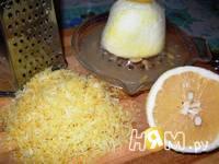 Приготовление лимонного суфле: шаг 2