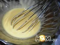 Приготовление лимонного суфле: шаг 3
