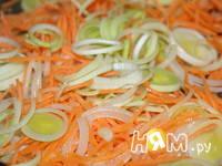 Приготовление супа со свининой и лапшой Удон: шаг 8