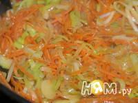 Приготовление супа со свининой и лапшой Удон: шаг 9