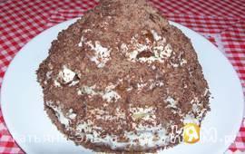 Торт Белый Панчо