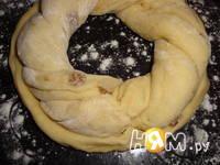 Приготовление рождественского калача: шаг 24