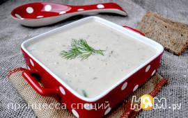 Сливочный суп-пюре из горбуши