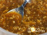 Приготовление куриных крылышек в апельсиновой глазури: шаг 2