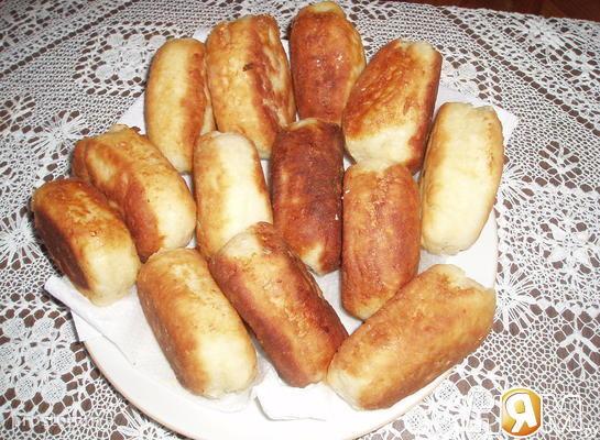 Сырные пирожки