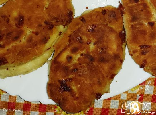 Пирожки за 10 минут