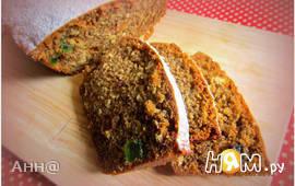 Десертный хлеб-кекс