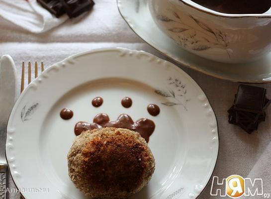"""Шоколадный соус """"Королевский"""""""
