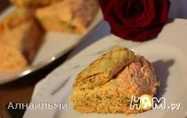"""Вафельный торт """"Овощной"""""""