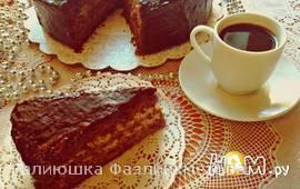 """Торт """"Прага"""" по ГОСТу"""