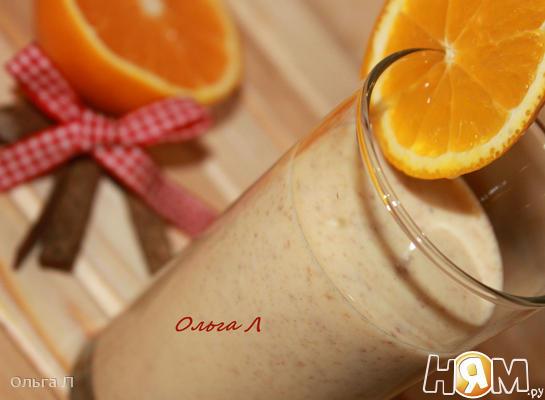 Рецепт Энергетический напиток с отрубями