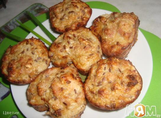 Рецепт Котлеты из куриного филе