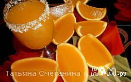 Желейные апельсины