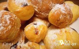 Итальянские пончики Bombolone