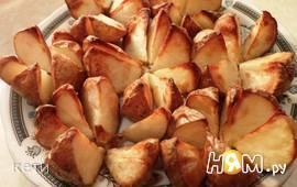 Жаренaя  картошка в аэрогриле