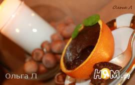 Шоколадно - апельсиновый крем