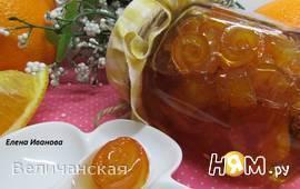 """Конфитюр """"Апельсиновые завитки"""""""