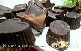 """Шоколадные конфеты """"Радужные"""""""