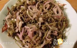 Джонджоли с растительным маслом