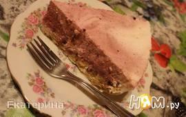 Ягодный торт-суфле
