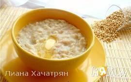 Ариса (Harisa, армянская каша из курицы и пшеницы)