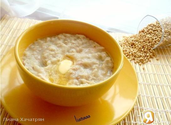 Рецепт Ариса (Harisa, армянская каша из курицы и пшеницы)