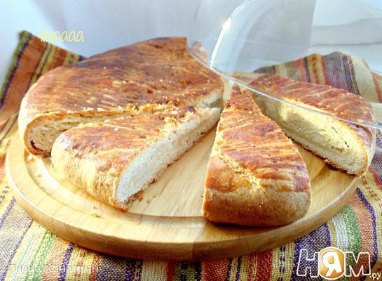 Рецепт Армянская праздничная гата