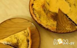 Нежный маковый пирог