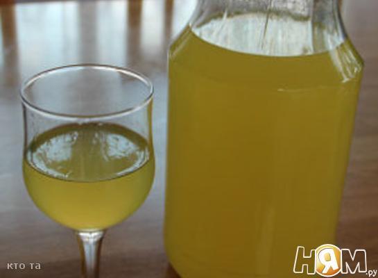 Рецепт Настойка лимонная на горилке