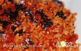 Рис по-испански с помидорами