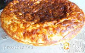 Борано  -  сырный   пирог - омлет