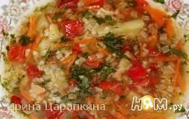 """Суп """"Полевой"""" в современном исполнении"""
