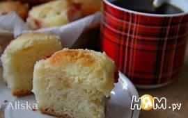 Пирог со сливочным творожным сыром (чизкейк-хлеб)