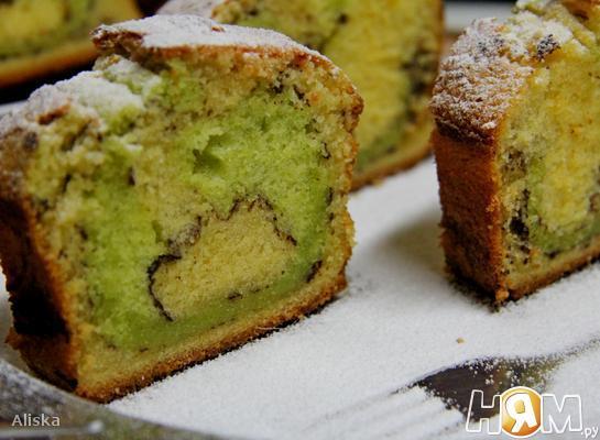 Рецепт Малазийский красочный торт