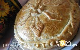 Традиционный русский курник