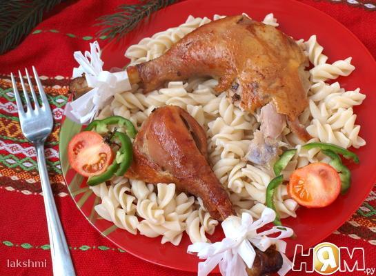 """Запечённая курица в стиле """"Zuni Cafe"""""""