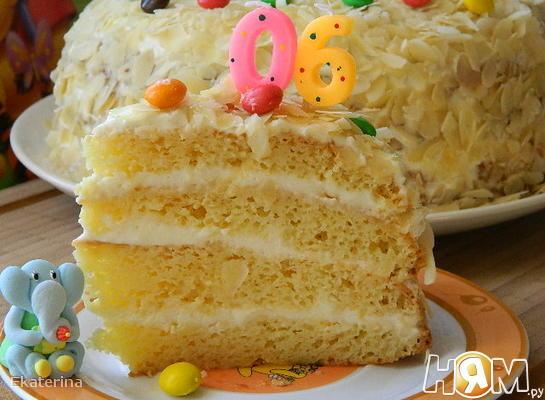 "Торт ""Мокрый"""
