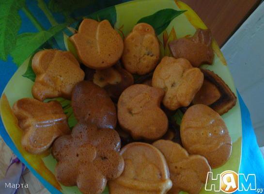 Рецепт Воздушные сырники из духовки