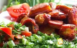 Pakoras - овощи в кляре