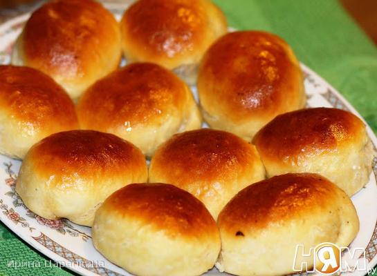рецепт с фото пирожки с картошкой печеные