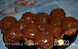 Полезные овсяные конфеты с шоколадом