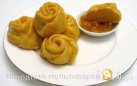 Китайские паровые булочки в мультиварке
